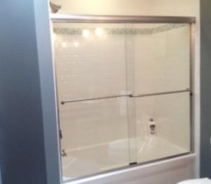 Value Shower Door Installation