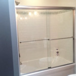 Value Shower Door Installation
